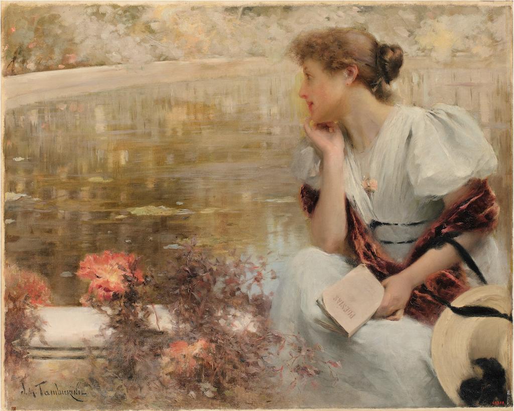 Josep-Maria-Tamburini-pintura-Melancolia