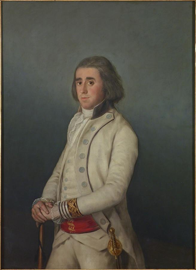 El Goya de la família d'Esperanza Aguirre